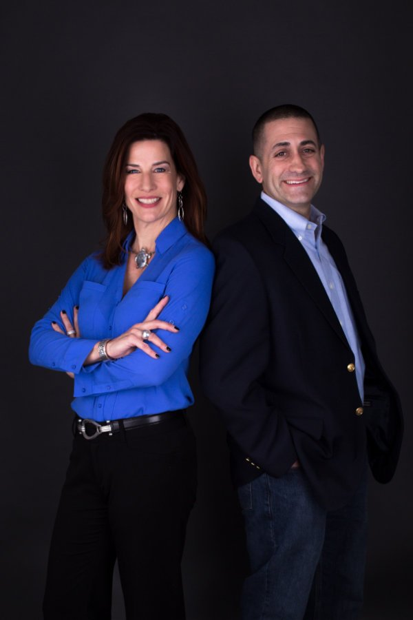 Susan and Dave of Dependable Realty CT